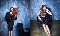Lookbook новогодней коллекции одежды Concept Club
