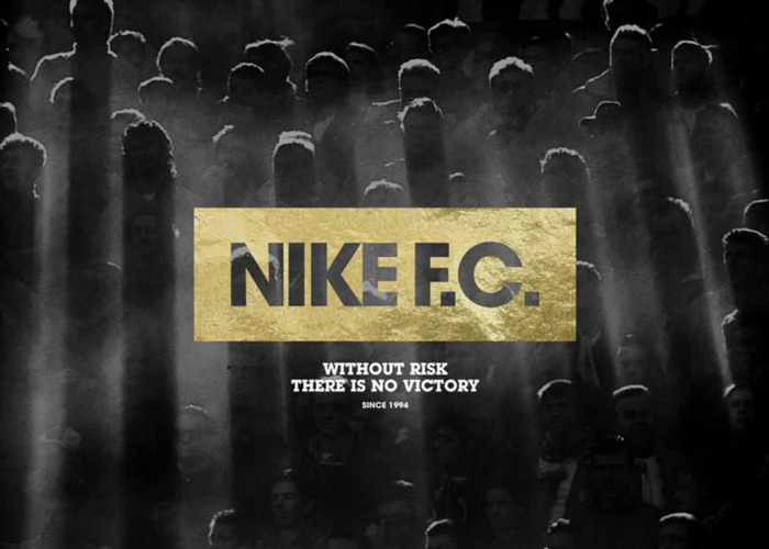 Коллекция Nike F.C.: «Мы не играем в футбол, мы живем футболом»