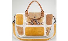 Экзотические сумки от Longchamp
