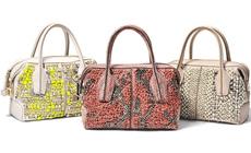 Эффектные сумочки из весенне-летней коллекции «Couture» от Tod's