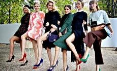 Российские it-girls покорили Париж вместе с коллекцией  Centro