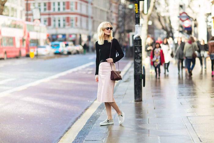 Fashion-блогер Мари Хидкер Волтерс