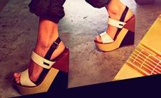 Обувь на танкетке: модно и удобно