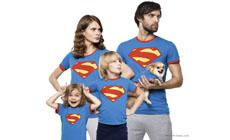 Футболки Superman в магазинах «Твое»