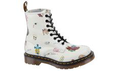 Dr. Martens: новые ботинки с принтами Skins Tatoo
