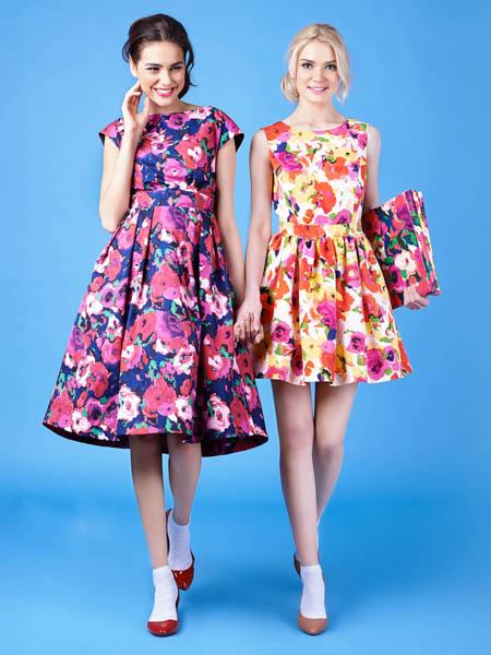 Коллекция выпускных платьев befree