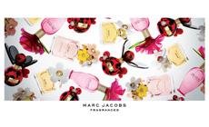 День Marc Jacobs в Рив Гош «Цветной»