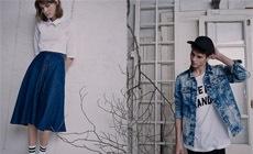 Pull&Bear представляет новый лукбук Blue