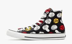 Симпсонизированные кеды Converse