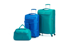 Коллекция чемоданов Pop-Fresh от Samsonite