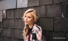 Джорджия Мэй Джаггер - новое лицо бренда Reserved