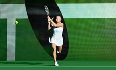 Теннисная коллекция adidas by Stella McCartney barricade