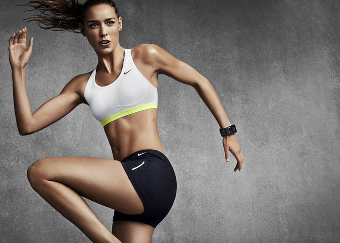 Nike pro Bra: идеальная посадка и надежная поддержка