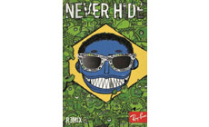 Солнцезащитные очки Ray-Ban New Wayfarer Ltd Brazil Edition