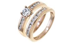 Три коллекции  колец для помолвки и свадьбы