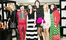 Открытие бутика Dasha Gauser в Lotte Plaza