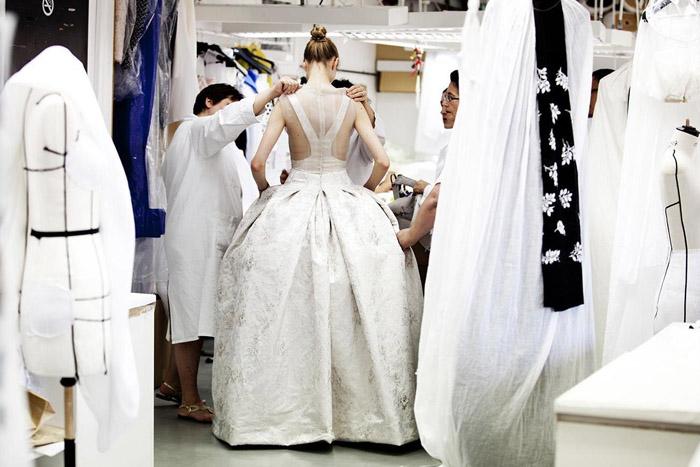 Коллекция Christian Dior Haute Couture