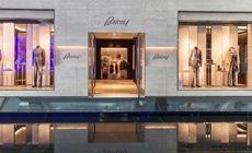 Новый бутик Brioni  в Сингапуре