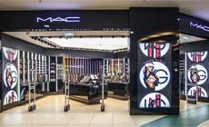 Открытие магазина косметики М.А.С. в МТК «Европарк»