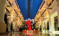 «Новогодний базар» в Петровском Пассаже