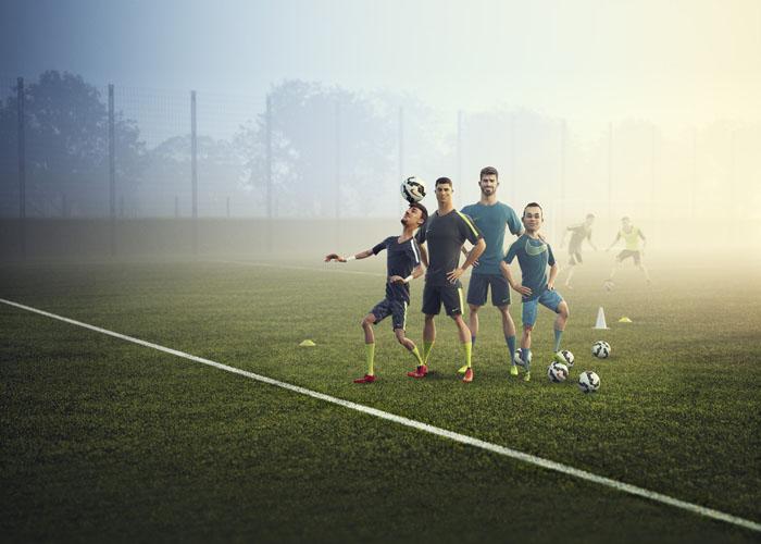Коллекция Nike для футбола