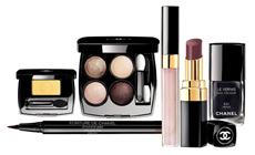 Осенняя коллекция макияжа Etats Poetiques, Chanel