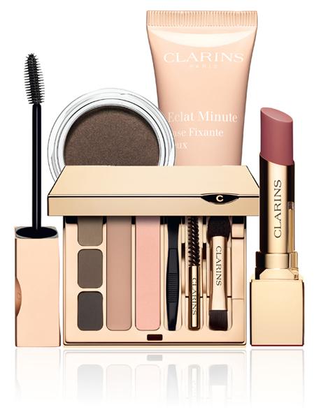 Осенняя коллекция макияжа Ladylike от Clarins