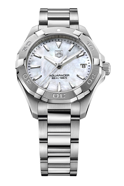 Часы Aquaracer Lady от Tag Heuer