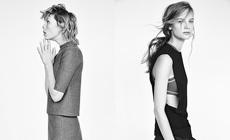 Рекламная кампания Zara Woman