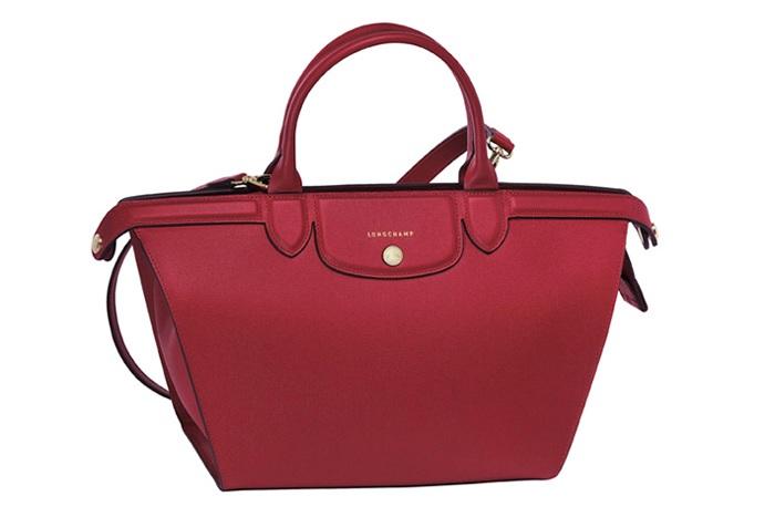 Лучшие сумки из осенней коллекции Longchamp