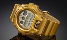 Casio G-Shock выпустили «золотую» коллекцию