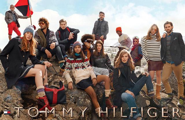Tommy Hilfiger показали новую рекламную кампанию