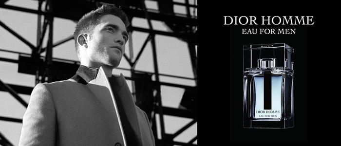Новый аромат Dior Homme Eau for Men