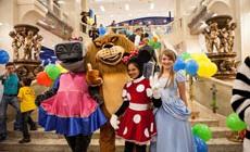 Детский мир открыл флагманский магазин на Воздвиженке