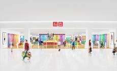 Новый магазин Uniqlo в «Мега Химки»