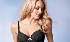 Кэндис Свэйнпоул в съемке для Victorias Secret