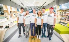 Открытие сети магазинов спортивной обуви Street Beat