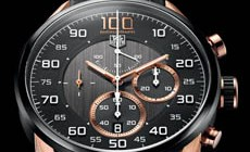 Часы TAG Heuer Carrera Mikrigraph Avant-Garde 1/100TH Second