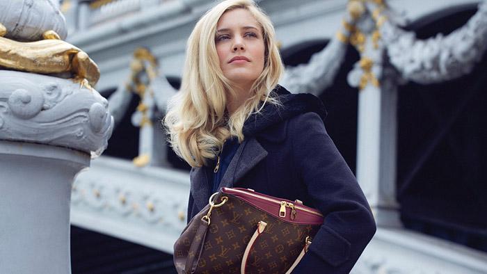 Сумка Pallas от Louis Vuitton