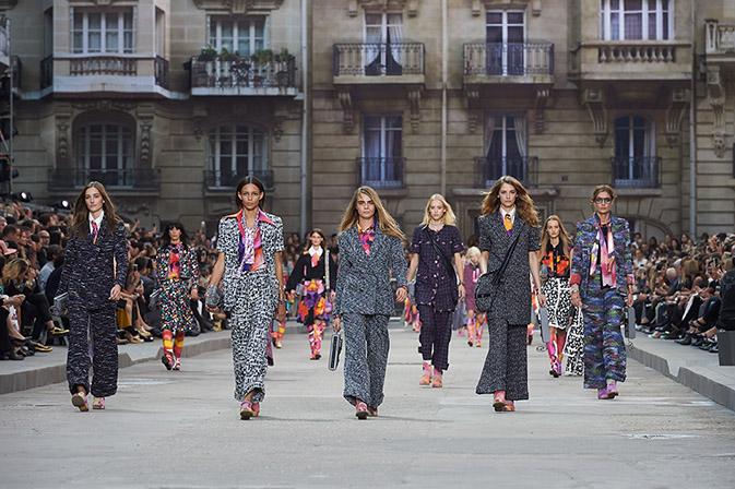 Женская коллекция Chanel Pret-a-porter