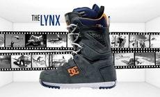 DC представляет сноубордические ботинки Lynx