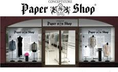В Fashion House Аутлет Центре открылся магазин Paper Shop