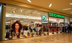 Открытие новых магазинов Deichmann в ТРЦ «Золотой Вавилон»