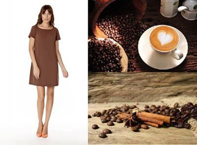 Оттенки коричневого: как и с чем носить