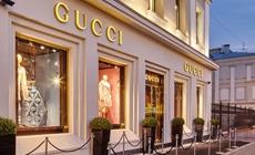 На Петровке открылся флагманский бутик Gucci