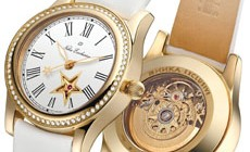 Новинка: женские часы НИКА Exlusive 1100 White