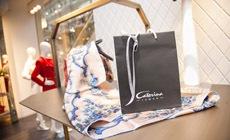 Открытие магазина Caterina Leman в Гуме