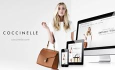 Coccinelle запустил интернет-магазин