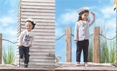 Mothercare представляет детскую коллекцию Seaside