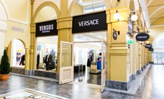 Открытие  аутлетов Versace и Blumarine в Fashion House Аутлет Центре